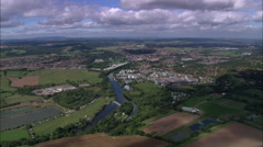 Stourport-On-Severn Stock Footage