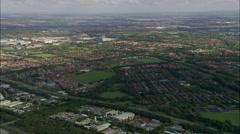 Milton Keynes Stock Footage