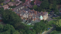 Bletchley Park Stock Footage