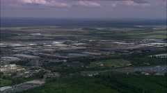 Corby aerial Stock Footage