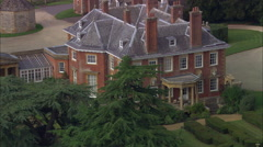 Honington House Stock Footage