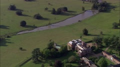 Claydon House Stock Footage