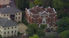 Marlow On River Thames Stock Footage