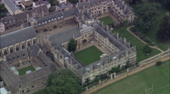 Merton College Oxford Stock Footage