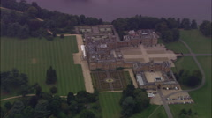 Blenheim Palace Stock Footage