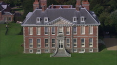 Uppark House Stock Footage