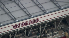 West Ham United Fc Stock Footage