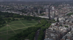 Marble Arch At North East Corner Of Hyde Park Stock Footage