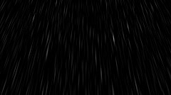 Rain from Above (Motion Background) Stock Footage