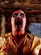 Hungry zombie Kuvituskuvat