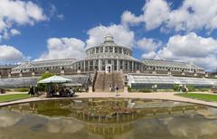 Botanical Garden in Copenhagen, Denmark Stock Photos