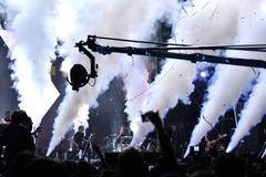 British rock concert Kuvituskuvat