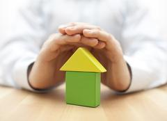 Protect Your House Stock Photos