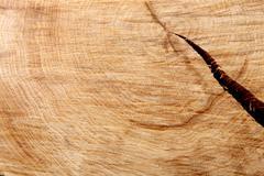 Light brown natural wood texture closeup background Stock Photos