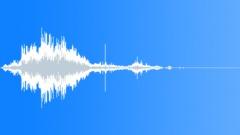 Beast In Undergrowth Sound Effect