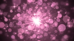 Brilliant pink for background. Stock Footage