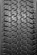 Used tire textured Stock Photos