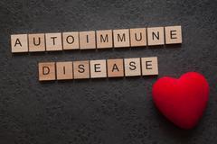 Autoimmune disease - stock photo