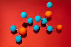 Molecule Stock Photos
