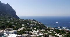 Procida Island, Italy Stock Footage