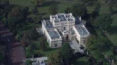 Villa In Regent's Park 5 Seconds Stock Footage