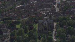 Ripon Cathedral Stock Footage