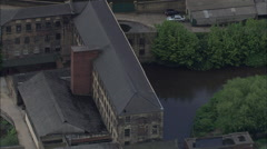 Armley Mills Stock Footage