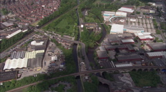 Armley Mills Stock Footage