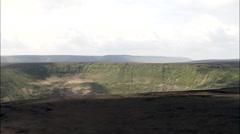 Peak District General Views Stock Footage