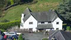 Alfred Wainwright's House In Kendal Stock Footage