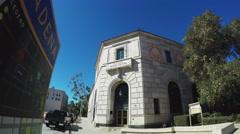 City Of Pasadena California Permit Center Building Stock Footage