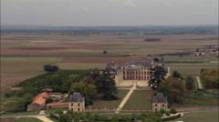 Chateau De Orion Stock Footage