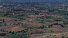 Midi-Pyrenees Landscape Stock Footage