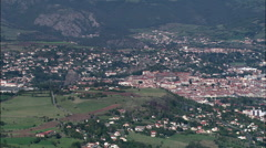 Le Puy And Saint Michel D'Aiguilhe On Rock Stock Footage