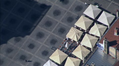 Lyon From 1,500 Metres Stock Footage