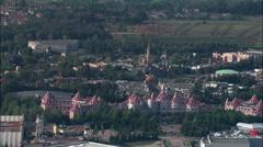 Euro Disney Stock Footage