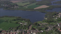 Filby Broad Stock Footage