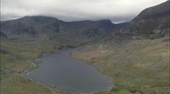 Snowdonia Shots Stock Footage