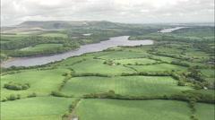 Anglezarke Reservoir Stock Footage