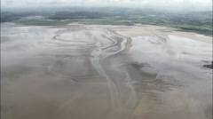 Morecambe Sands Stock Footage