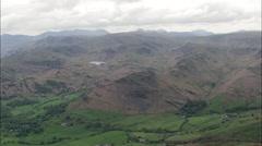 Cumbrian Fells Stock Footage
