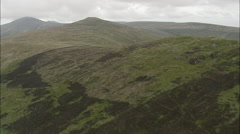 Snaefell And Mountain Railway Stock Footage