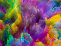 Diversity of Colors Stock Illustration