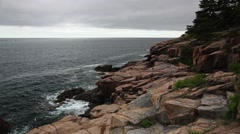 Acadia National Park Stock Footage