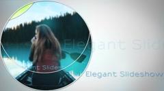 Elegant Slideshow v2 Stock After Effects