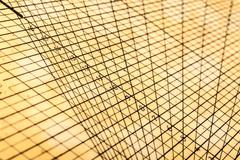 Geometric table grid Stock Photos