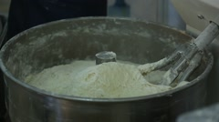 Pastry Making, Börek Yapımı Stock Footage