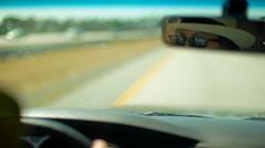 Summer Road Trip Music Volume Stock Footage