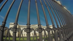 State Russian Museum in the summer Stock Footage