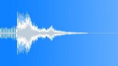 Jump Static Sound Effect